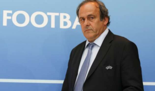 Michel Platini niega acusaciones de corrupción