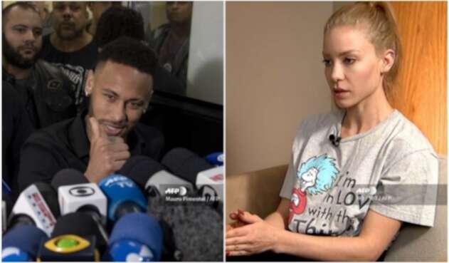 Neymar Jr, acusado en Brasil por supuesta violación