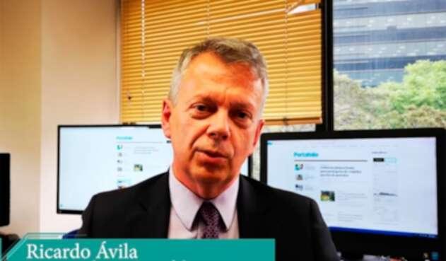 Ricardo Ávila, director de Portafolio