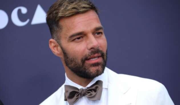 Ricky Martín es un referente de moda y glamour.