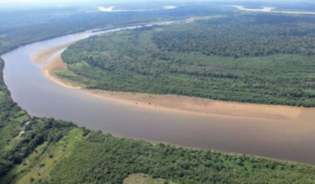 Alerta Roja río Guaviare