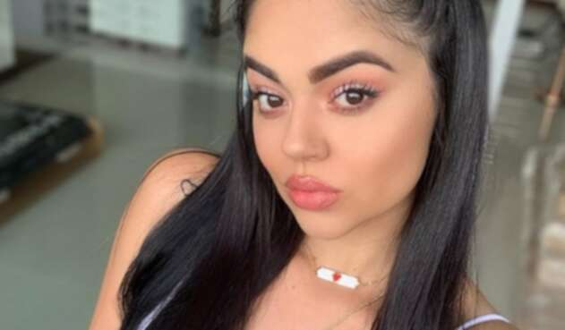 Natalia Segura lucía irreconocible antes de triunfar en redes sociales