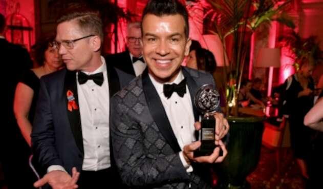 Sergio Trujillo, colombiano galardonado en Broadway
