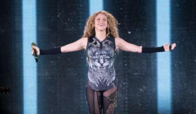 La cantante compartió un video donde dejó a la vista su escultural cuerpo.