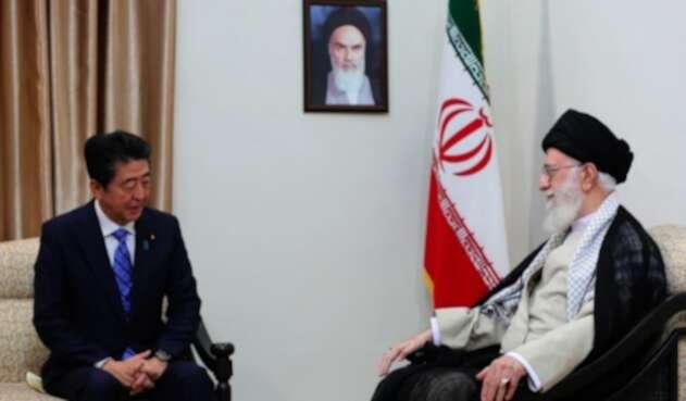 Japón e Irán