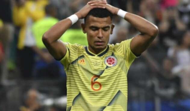 William Tesillo, futbolista de la Selección Colombia