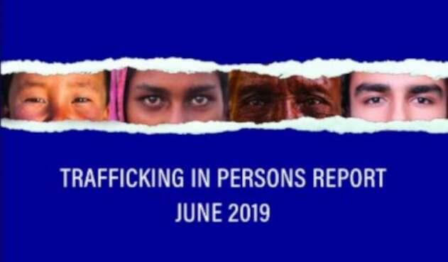 TIP Informe Tráfico de personas EE.UU.