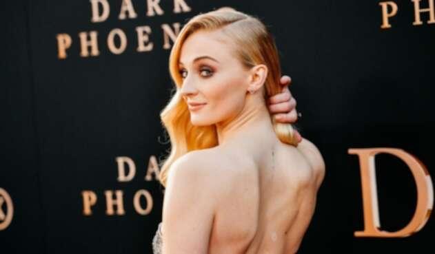La actriz protagoniza la nueva película de la franquicia.
