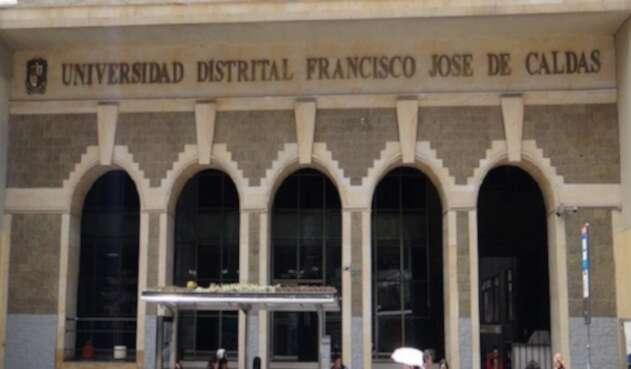 Universidad Distrital en Bogotá