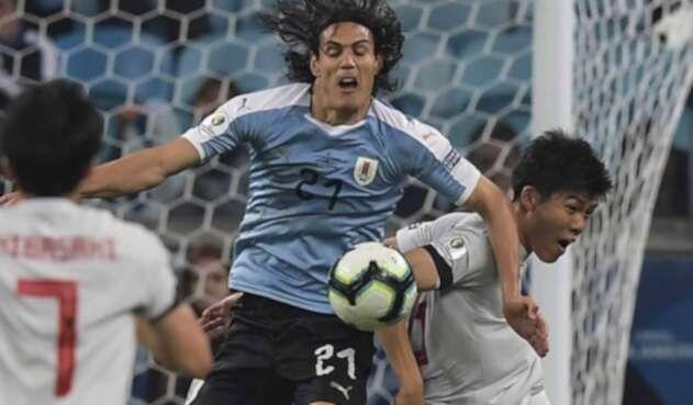 Uruguay vs. Japón