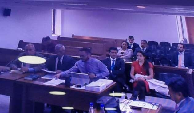 Terminó juicio oral contra los hermanos Catalina y Francisco Uribe Noguera