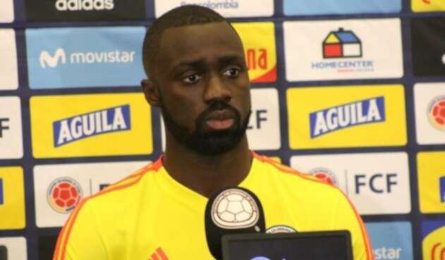 Dávinson Sánchez, Selección Colombia