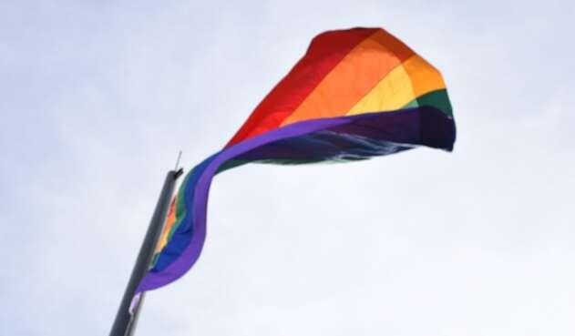 Bandera LGBTI Medellín