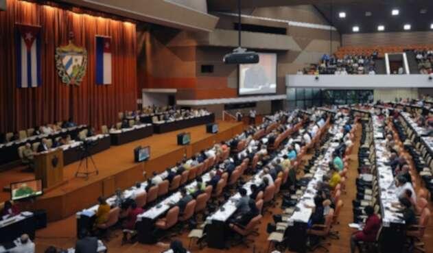 Asamblea Nacional de Cuba
