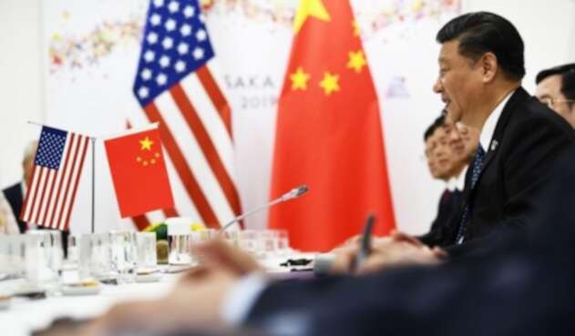 El presidente chino Xi Jinping