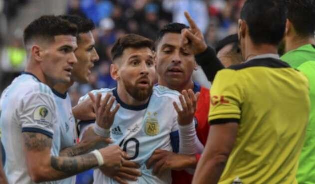 Messi explotó en la Copa América Brasil 2019