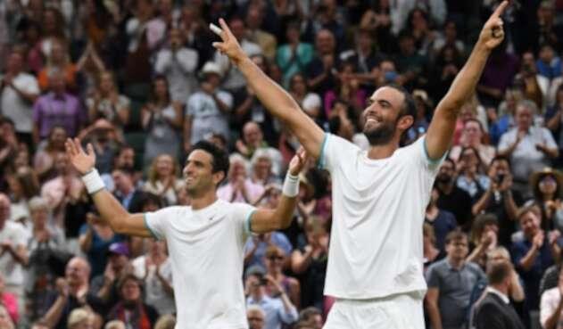 Cabal y Farah son campeones en Wimbledon