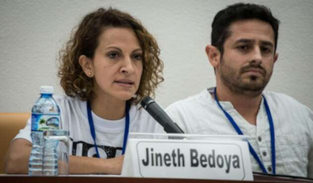 Jineth Bedoya, periodista colombiano cuyo caso pasó a la CorteIDH