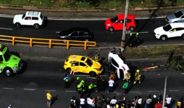 La Agencia de Seguridad Vial lanzó una dura advertencia sobre los accidentes de tránsito en el país.