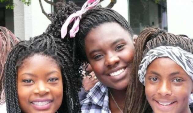 Estudiantes Afrocolombianas