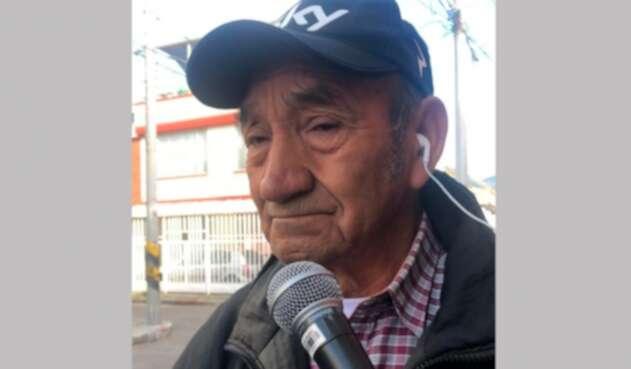 Álvaro Julio Bernal, abuelo de Egan Bernal