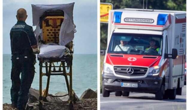 Ambulancia cumplirá últimos deseos de enfermos
