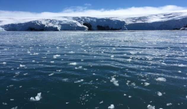 La Antártida, también denominado continente antártico