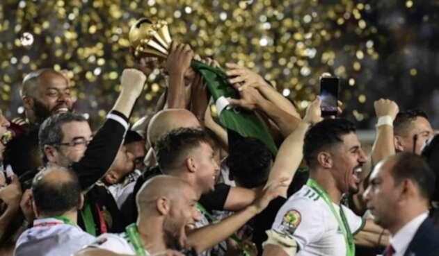 Selección de Argelia.