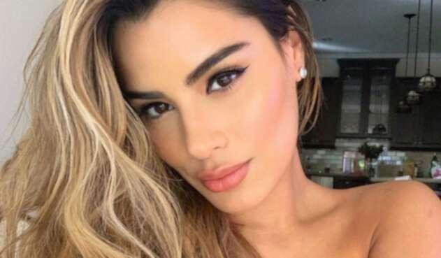 Ariadna Gutiérrez exreina colombiana