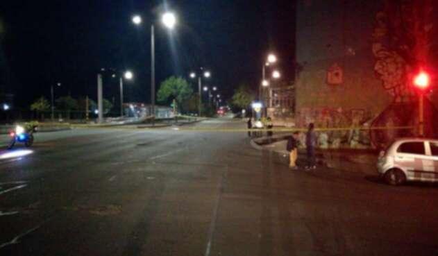 Ofrecen recompensa tras asesinato de policía en Bogotá