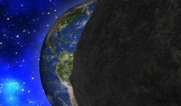 Asteroide se acerca a la Tierra