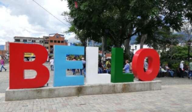 El municipio de Bello, en Antioquia