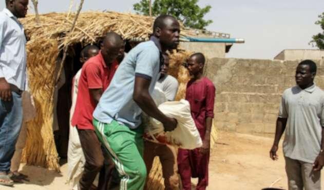 Ataque terrorista de Boko Haram en Nigeria dejó 65 muertos.
