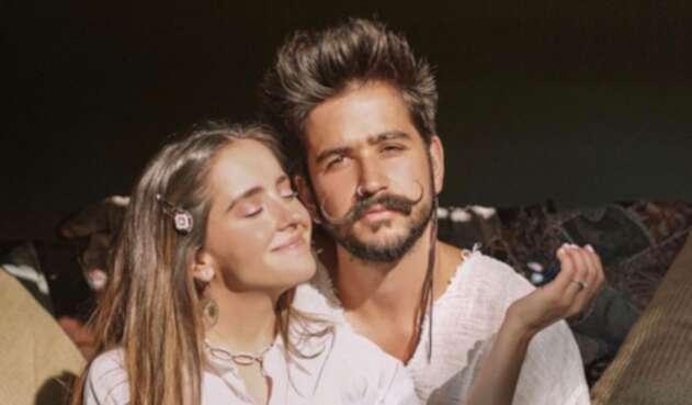 Camilo Echeverri y Evaluna