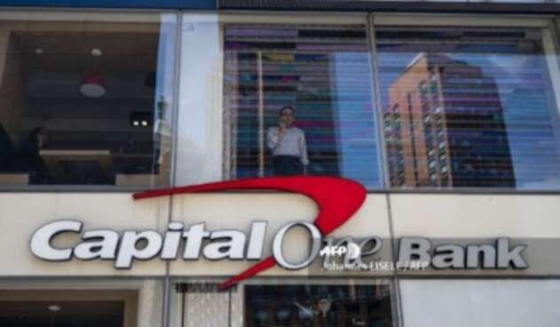 Banco Capital One de EEUU