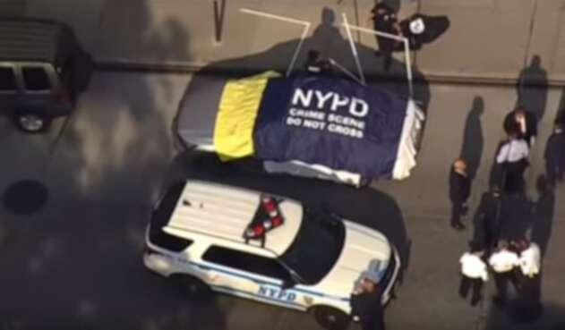 Gemelos murieron dentro de carro en Nueva York