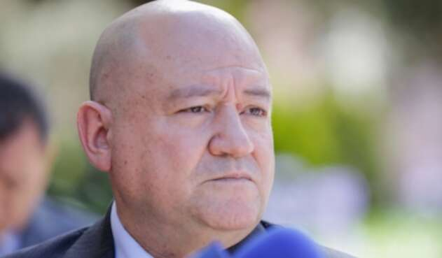 Carlos Antonio Lozada, congresista del partido Farc