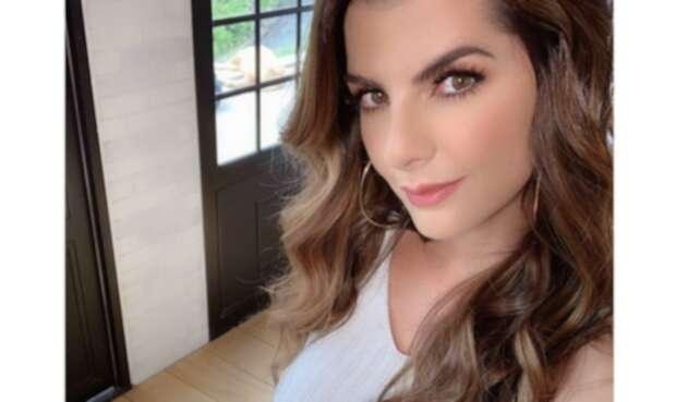 Carolina Cruz envía un reflexivo mensaje en Twitter