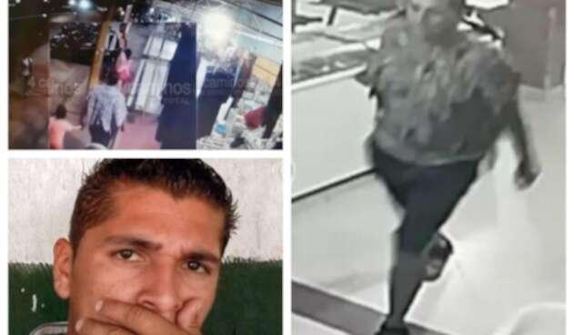 Presunto asesino de Sharik Buitrago