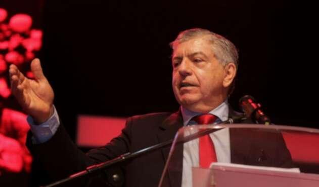 El expresidente César Gaviria.