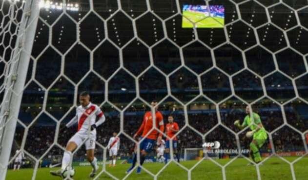 Chile vs Perú en Copa América 2019