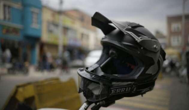 Por una motocicleta, la vida de Juan Camilo Moreno se apagó para siempre.