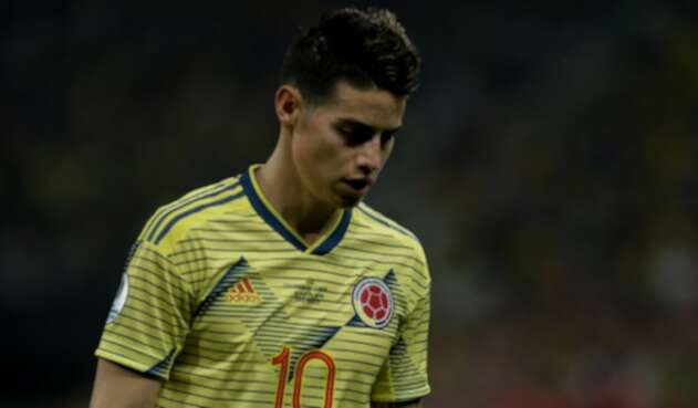James Rodríguez - Selección Colombia
