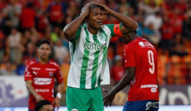 Alexis Henríquez - Atlético Nacional