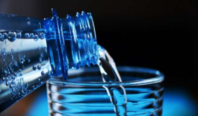 Cortes de agua. Imagen de referencia