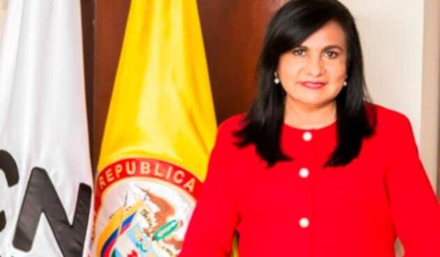 Doris Ruth Méndez Cubillos, magistrada del Consejo Nacional Electoral