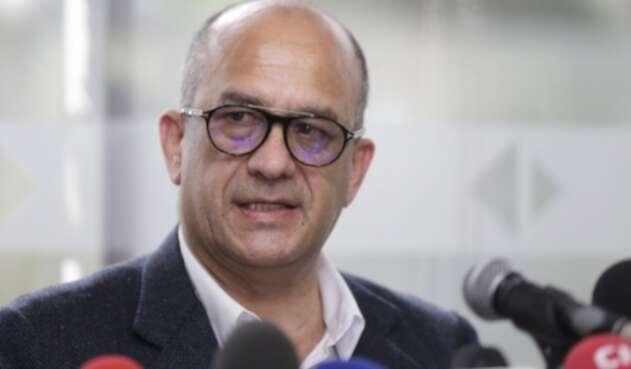 Édgar Ortiz Pabón, gerente del Fondo Adaptación.