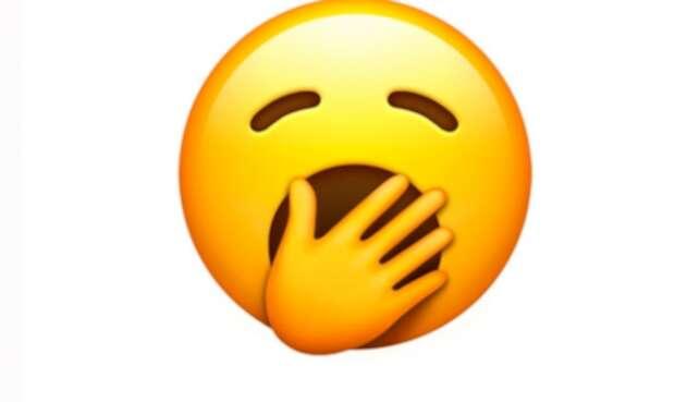 Uno de los nuevos emoji de Apple