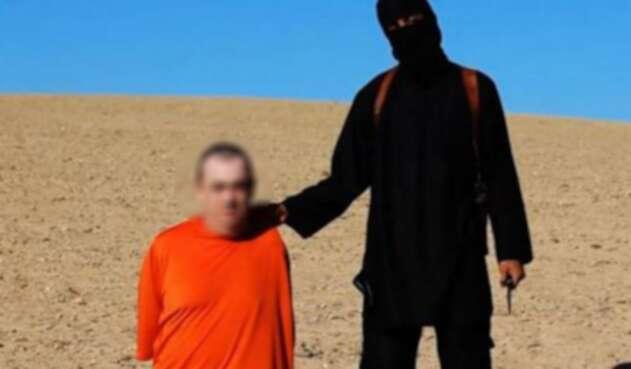 Rehenes del Estado Islámico