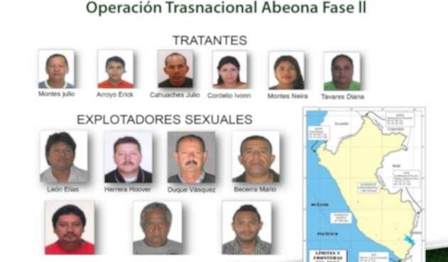 Red de explotadores sexuales de niñas indígenas en Amazonas